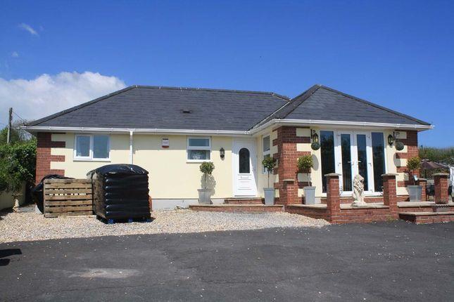 Thumbnail Detached bungalow for sale in Preston Garden, Westlake, Ivybridge, 9Jt.