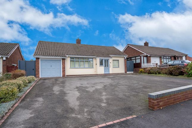 Thumbnail Detached bungalow to rent in Hanover Place, Cannock