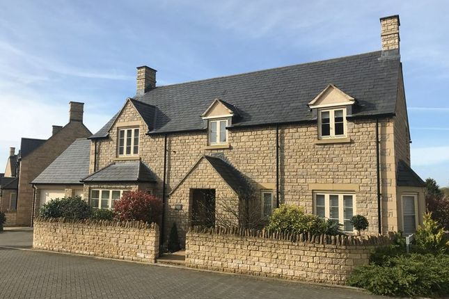 Thumbnail Detached house for sale in Beecham Close, Cirencester