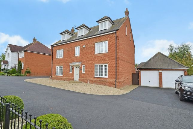 Thumbnail Detached house for sale in Longbeech Park, Canterbury Road, Charing, Ashford