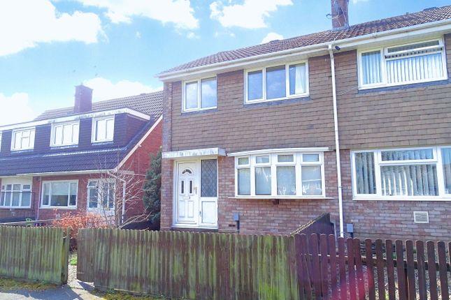 Thumbnail Property to rent in Pilton Vale, Malpas, Newport
