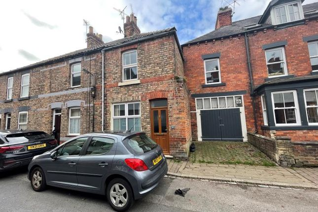 Thumbnail Terraced house to rent in Low St Agnesgate, Ripon, North Yorkshire