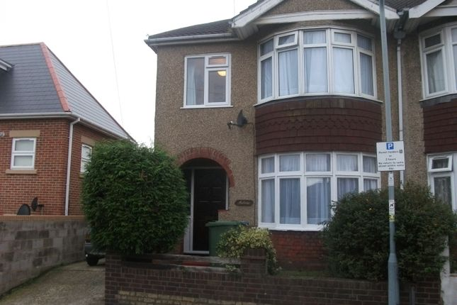 Thumbnail Property to rent in Portswood, Southampton