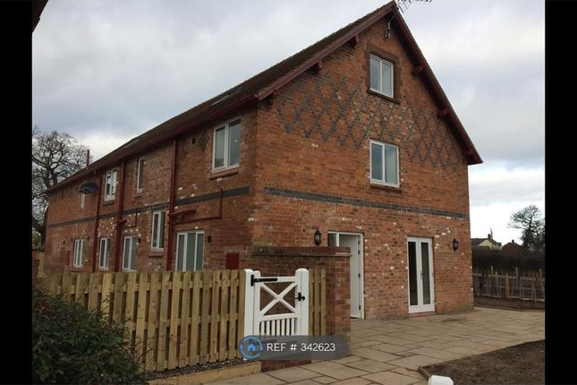 Thumbnail Semi-detached house to rent in Lower Lane, Aldford, Chester
