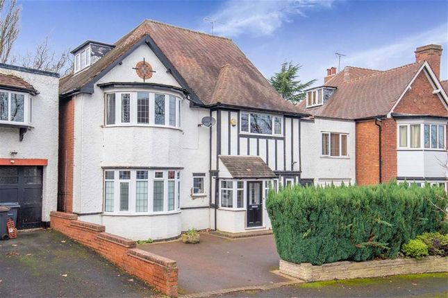 Detached house for sale in Carisbrooke Road, Edgbaston, Birmingham
