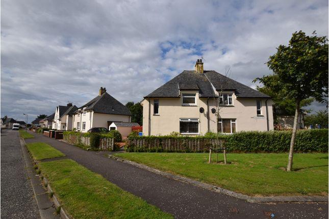 Thumbnail Semi-detached house for sale in Rowanbank Road, Prestwick