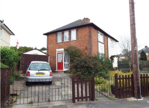 Thumbnail Semi-detached house to rent in Wetherfield Road, Tyseley, Birmingham