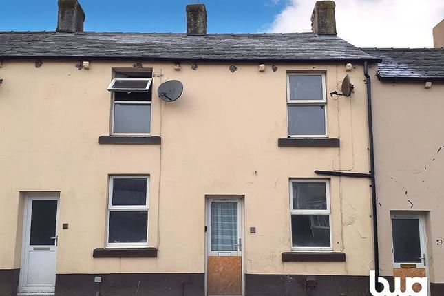 2 bed terraced house for sale in 16 Mill Street, Frizington, Cumbria CA26