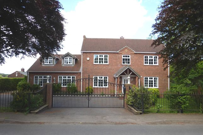 Thumbnail Detached house for sale in Croft Road, Upwell, Wisbech