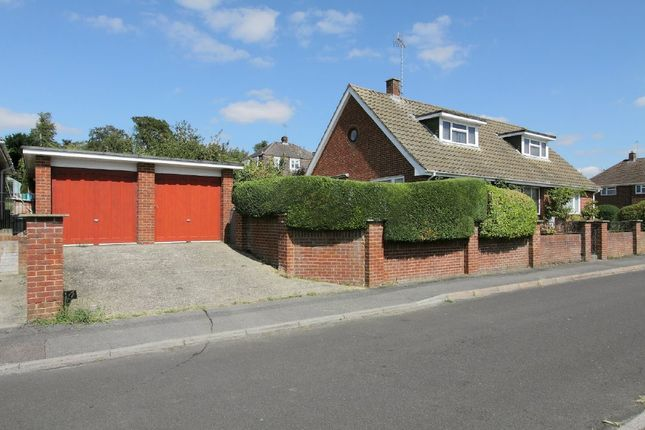 Thumbnail Detached house for sale in Mead Road, Andover