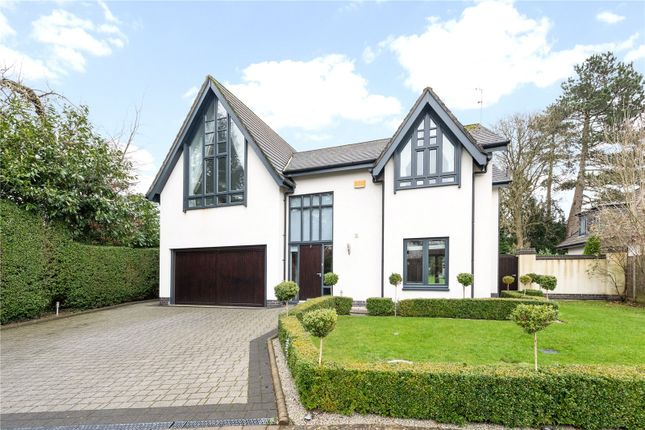 Thumbnail Detached house to rent in Vermont Gardens, Cheadle Hulme, Cheadle, Cheshire