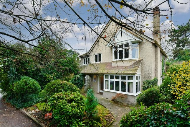 Thumbnail Detached house for sale in Bramley Close, South Croydon