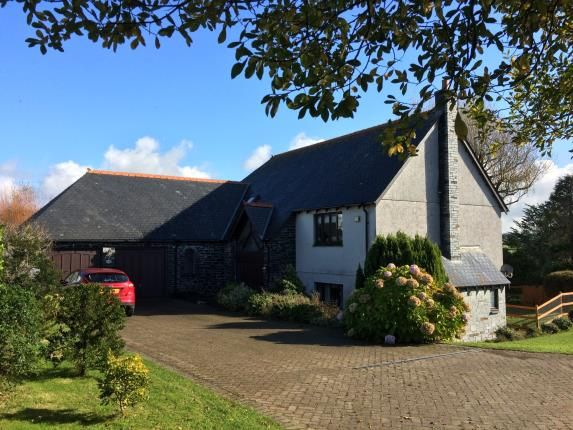 Thumbnail Detached house for sale in Tregonna, Little Petherick, Nr Padstow