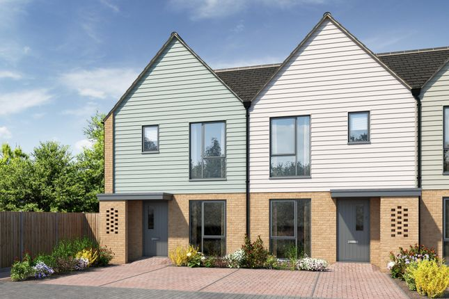 Thumbnail End terrace house for sale in 'the Thornton' Off Hengrove Promenade, Bristol