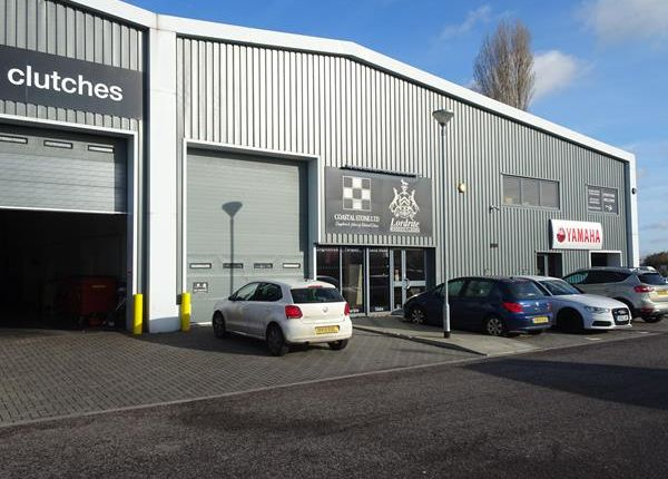 Thumbnail Warehouse to let in Chichester Trade Centre, Unit 10, Quarry Lane, Chichester, West Sussex