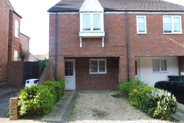 Thumbnail End terrace house for sale in Glassbrook Road, Rushden