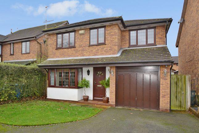 Thumbnail Detached house to rent in Pepper Street, Appleton Thorn, Warrington
