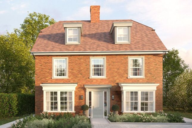 Thumbnail Detached house for sale in The Close, Meadowlands, Winchester