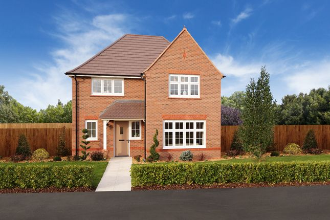 Thumbnail Detached house for sale in Saxon Brook, Manley Meadow, Exeter, Devon