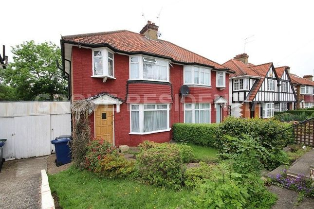 Thumbnail Property for sale in Farm Road, Edgware, Middlesex