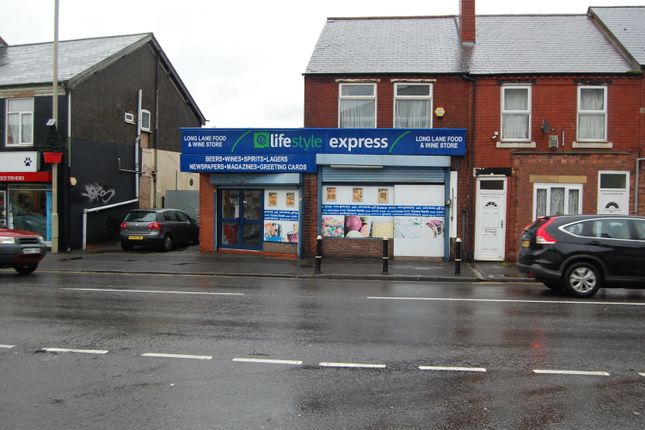 Thumbnail Retail premises for sale in 64A-65 Long Lane, West Midlands
