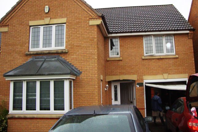 Thumbnail Shared accommodation to rent in Broombriggs Road, Leicester