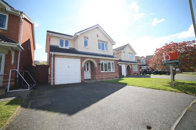 Thumbnail Detached house for sale in Newill Grove, Admaston, Telford