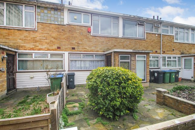 Thumbnail Terraced house for sale in Karen Terrace, Leytonstone, London