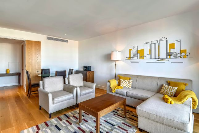 Flat to rent in Westferry Circus, Canary Wharf