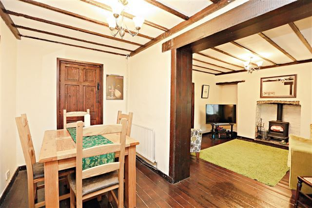 Dining Room To Lounge