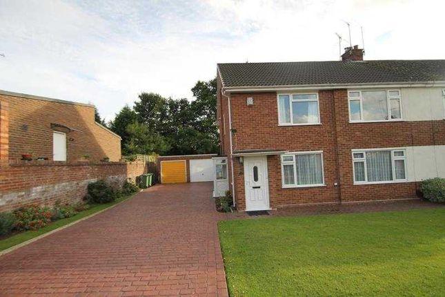 Flat to rent in Grange Crescent, Halesowen, West Midlands