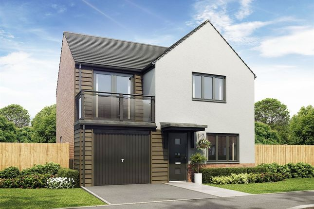 "Thumbnail Detached house for sale in ""The Roseden"" at Roseden Way, Newcastle Upon Tyne"