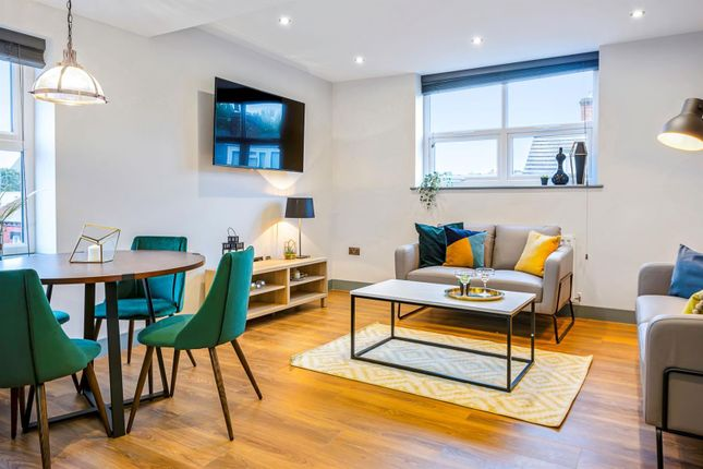 Thumbnail Flat for sale in Harold Place, Hyde Park, Leeds
