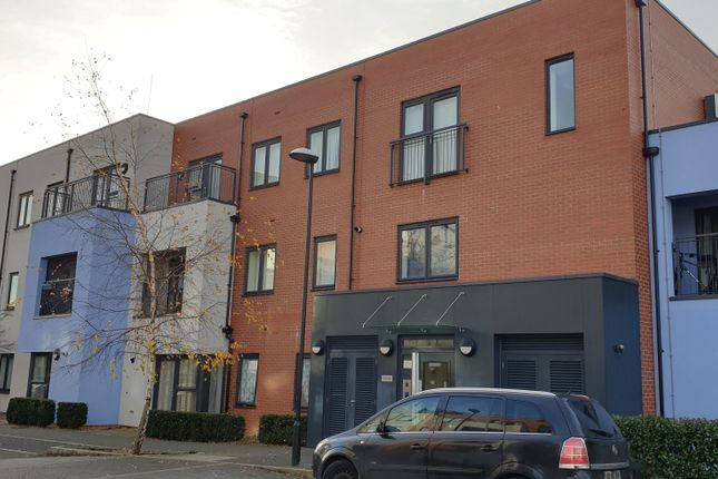 Thumbnail Flat for sale in Salisbury Road, Southall