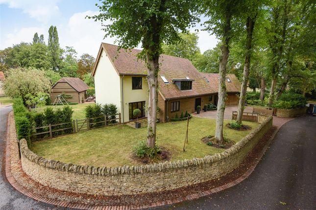 Thumbnail Detached house for sale in Church Street, Sutton Courtenay, Abingdon