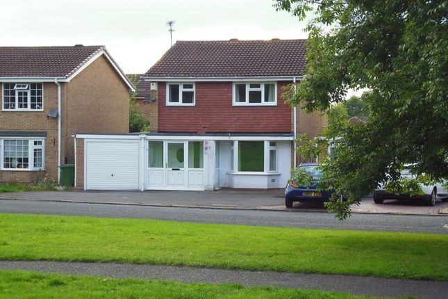 Thumbnail Detached house for sale in Waterside Way, Wolverhampton
