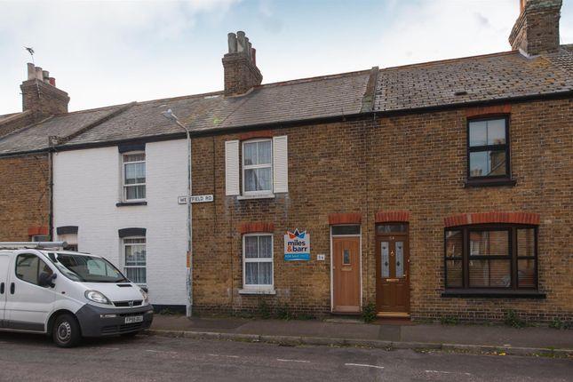 Thumbnail Terraced house for sale in Westfield Road, Birchington