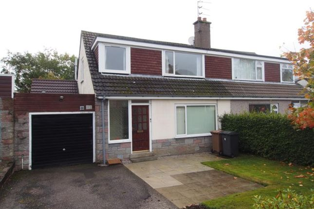 Thumbnail Semi-detached house to rent in Binghill Road North, Milltimber
