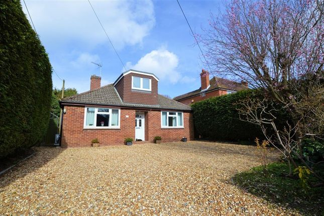 Thumbnail Detached bungalow for sale in Burney Bit, Pamber Heath, Tadley