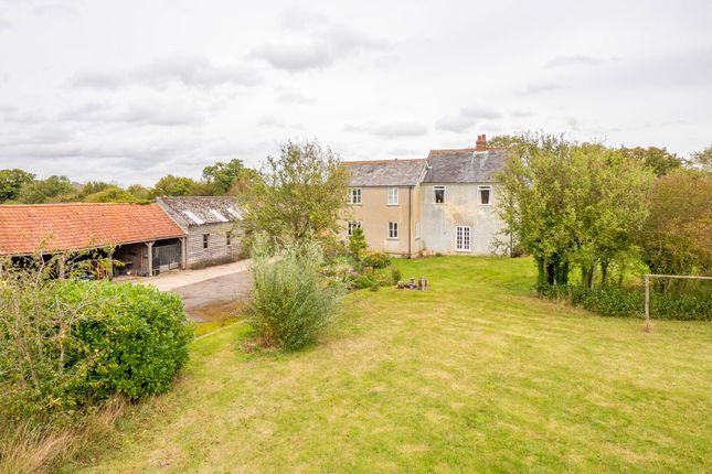 Thumbnail Detached house for sale in Aldham, Ipswich, Suffolk