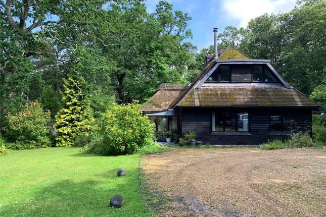 Thumbnail Detached house for sale in Dock Lane, Beaulieu, Brockenhurst, Hampshire