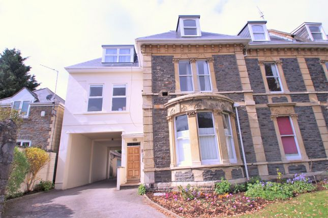 Thumbnail Flat to rent in All Saints Road, Clifton, Bristol