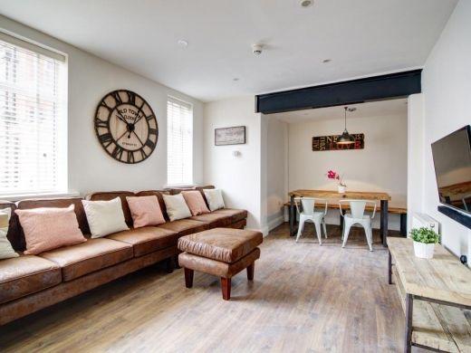 Thumbnail Shared accommodation to rent in Peel Street, Nottingham