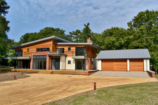 Thumbnail Detached house for sale in Ipley Road, Ipley, Nr Beaulieu