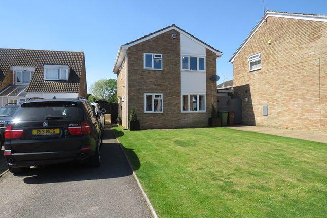 Thumbnail Detached house for sale in Reynard Way, Kingsthorpe, Northampton