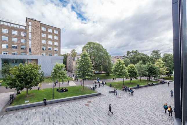 Thumbnail Flat to rent in Simpson Loan, Quartermile, Meadows