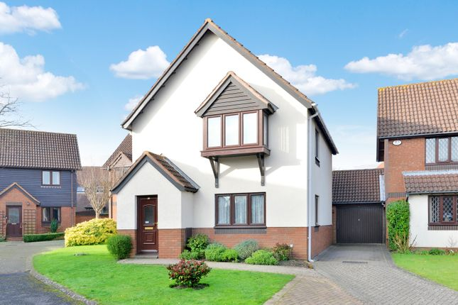 2 bed detached house for sale in Fernglade, New Milton
