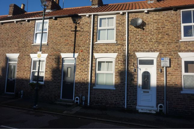 Thumbnail Terraced house to rent in Pasture Terrace, Beverley
