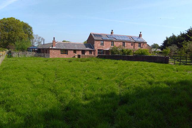 Thumbnail Barn conversion for sale in Uppertown Kirklinton, Carlisle