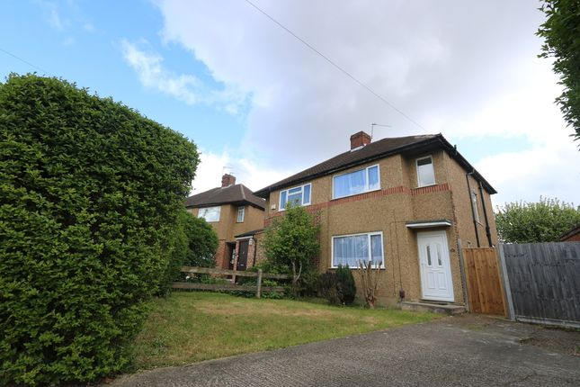 Thumbnail Semi-detached house to rent in Parkfield Crescent, Ruislip